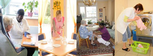 Services à domicile avec Bien-Etre Services