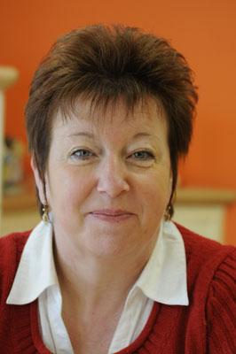 Edith Mougeotte, la maîtresse de maison
