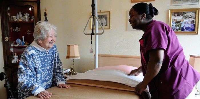 Aide à domicile par Bien-Etre Services